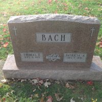 Companion Monument Bach
